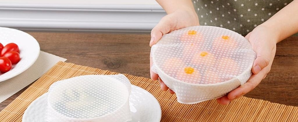Reusable Silicone Food Storage Wraps