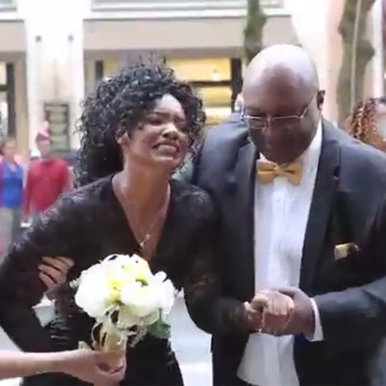 Bride Is Surprised With a Proposal and Wedding Same Day