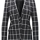 Hugo Boss Windowpane Wool Blazer