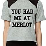 Jerry Maguire Raglan Sweatshirt ($78)