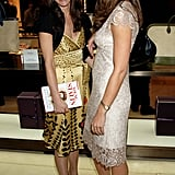 Pippa and Kate shared a laugh while attending a book launch party together in 2007.