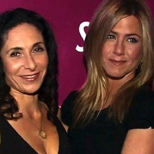 Jennifer Aniston's Yoga Workout With Mandy Ingber