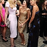 Nicole Richie, Amber Heard, and Jenna Dewan-Tatum met up at Elle's 18th Annual Women in Hollywood Tribute held at Beverly Hill's Four Seasons Hotel in October 2011.