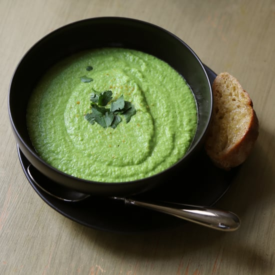 Easy Vegan Pea Soup Recipe