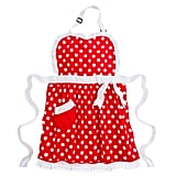 Minnie Mouse Apron For Adults ($33)