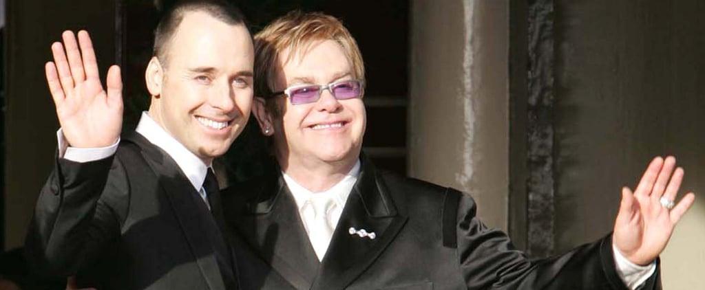 How Did Elton John Meet His Husband?