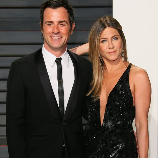 Justin Theroux Found Jennifer Aniston's Notes From Brad Pitt