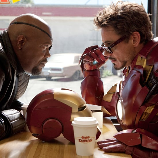 Iron Man Deleted Scene With Spider-Man and X-Men Reference