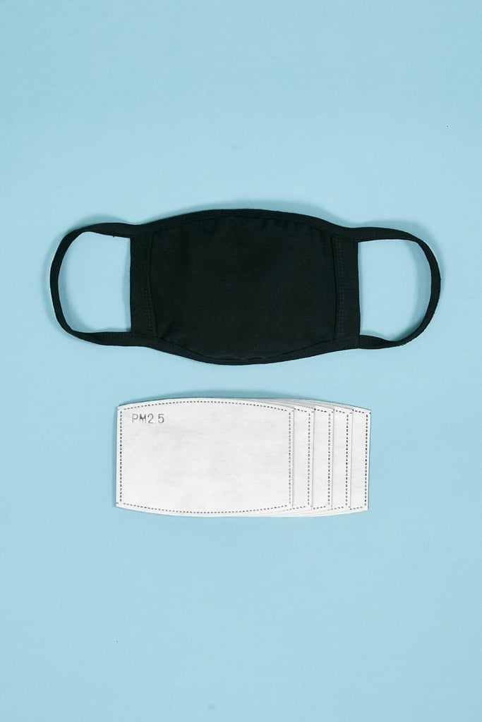Made in USA Washable Face Mask With Filter
