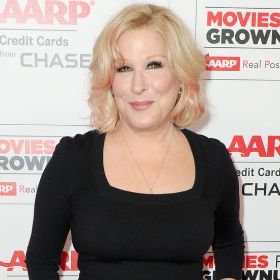 Bette Midler Tweets Kim Kardashian Naked Selfie For Charity