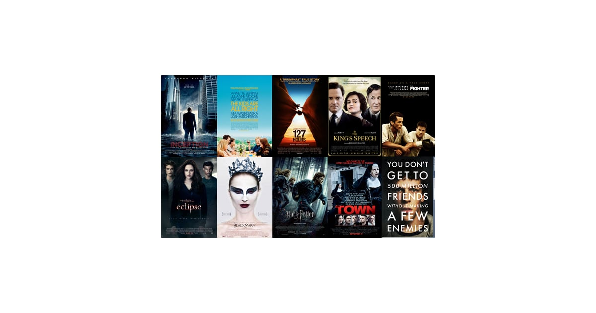Best Dramatic Movies of 2010 List | POPSUGAR Entertainment