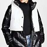 Add Down Jacket With Detachable Hooded Vest