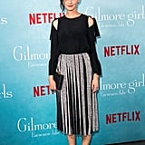 Alexis Bledel and Lauren Graham Gilmore Girls Fan Event 2016