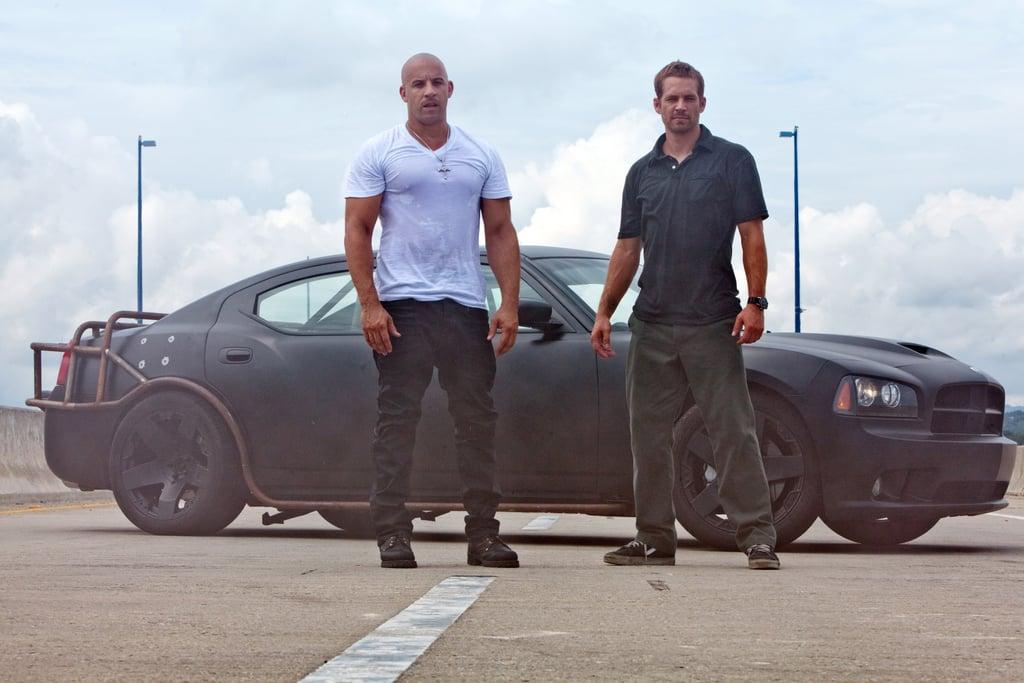 Paul Walker And Vin Diesel Pictures Popsugar Celebrity