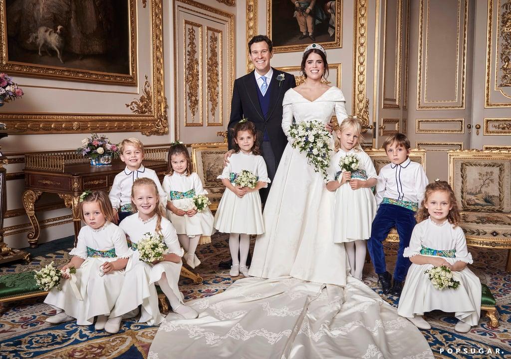 Princess Eugenie and Jack Brooksbank Official Wedding Photos
