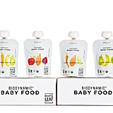 Biodynamic Baby Food
