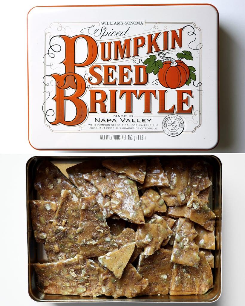 Williams-Sonoma Spiced Pumpkin Seed Brittle