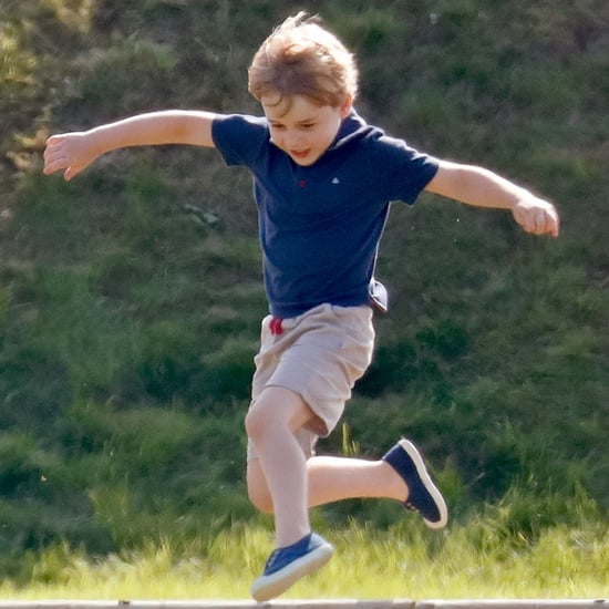 Cute Prince George Pictures 2018