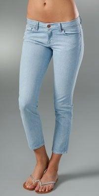 J Brand Cropped Jean $47.50, Shopbop