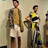 Spring 2011 New York Fashion Week: Suno