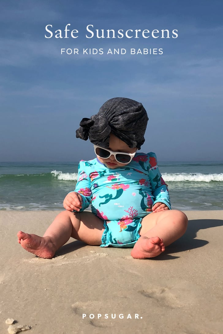 The Best and Safest Sunscreens For Babies and Kids 2021
