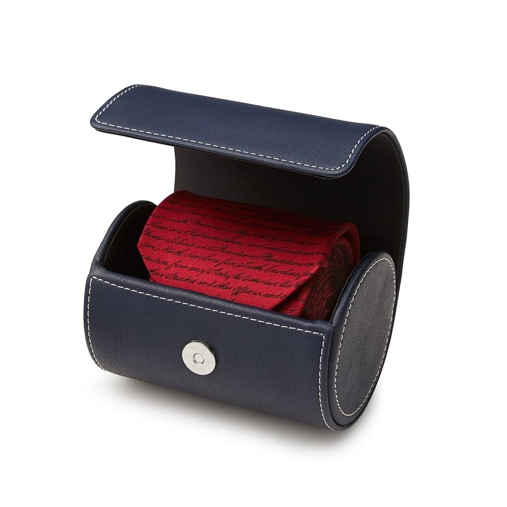 The Necktie Travel Roll ($24)