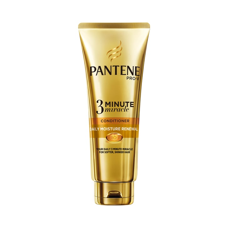 Pantene 3 Minute Miracle Conditioner, $2.99