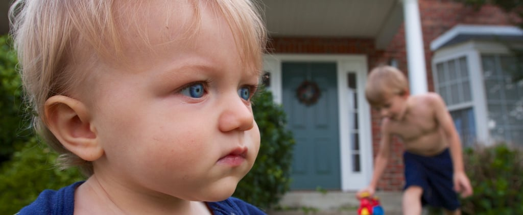 An Apology Letter to My Second Child