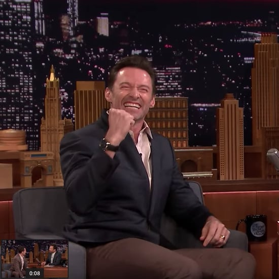 Hugh Jackman and Jimmy Fallon Guinness World Record Video