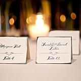 "Wedding Etiquette: The Plus-One Issue One of the trickiest elements of wedding etiquette is the plus-one problem: who gets a date, who doesn't, and how do you know one way or the other? Invitation wording should make it crystal clear, but not everyone is familiar with the common wedding protocol. If you're confused about the ""and guest"" arrangement, we have the answers to the most common plus-one questions. Photo by Photo Pink courtesy of Style Me Pretty"