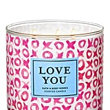 Bath and Body Works Flower Shop 3-Wick Candle