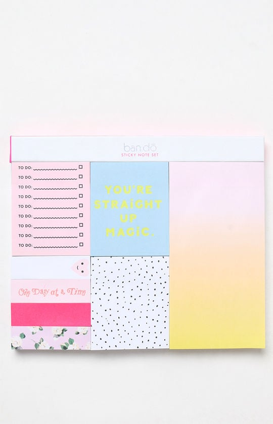 Ban straight up magic sticky note set cheap cute white elephant ban straight up magic sticky note set solutioingenieria Images