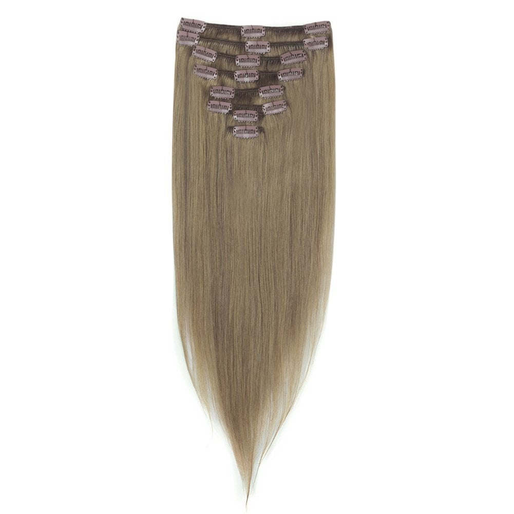 Lflin Clip In Human Hair Extensions Best Amazon Hair Extensions