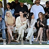 Together They Made a Stylish Front Row