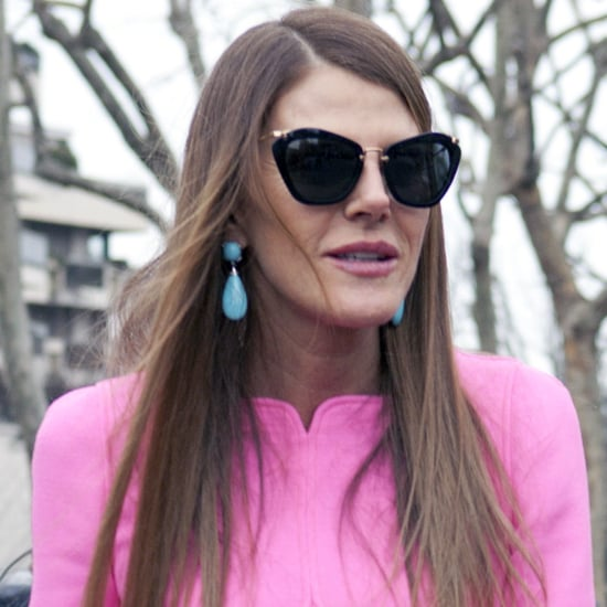 Anna Dello Russo on Vintage Clothing