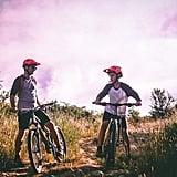 Take a Bike Ride.