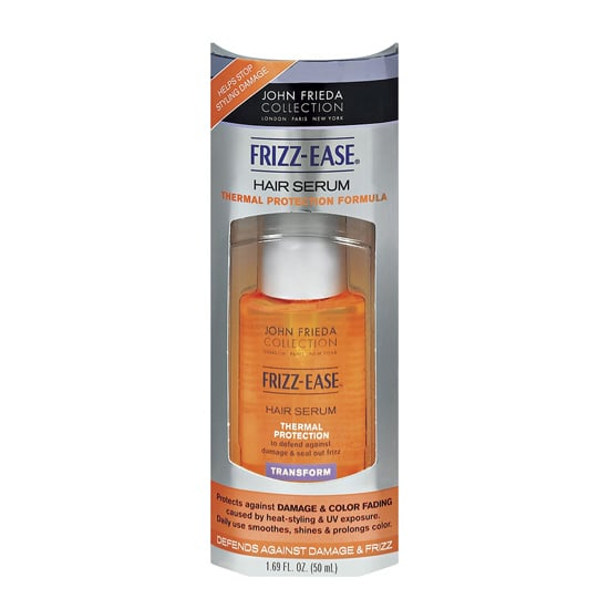 John Frieda Frizz Ease Thermal Protection Hair Serum, $12.69