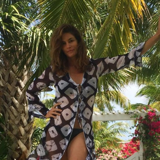Cindy Crawford's Vacation Style 2016