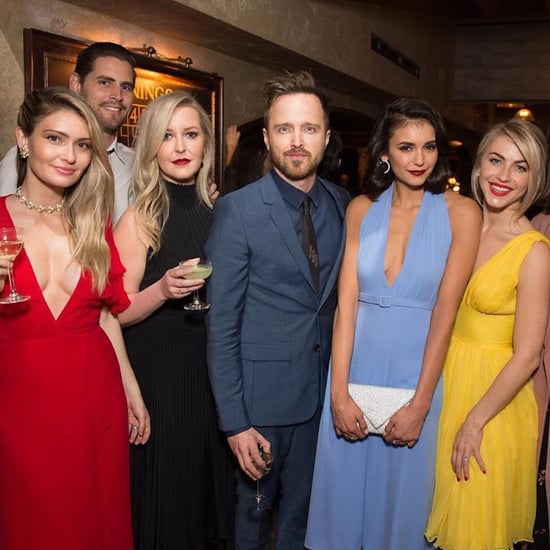 Nina Dobrev 28th Birthday Party Pictures