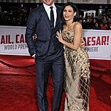 Channing and Jenna shared a laugh at the Hail, Caesar! premiere in February 2016.
