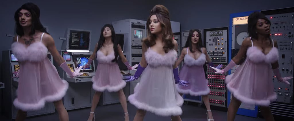 "Watch Ariana Grande's Austin Powers-Inspired ""34+35"" Video"