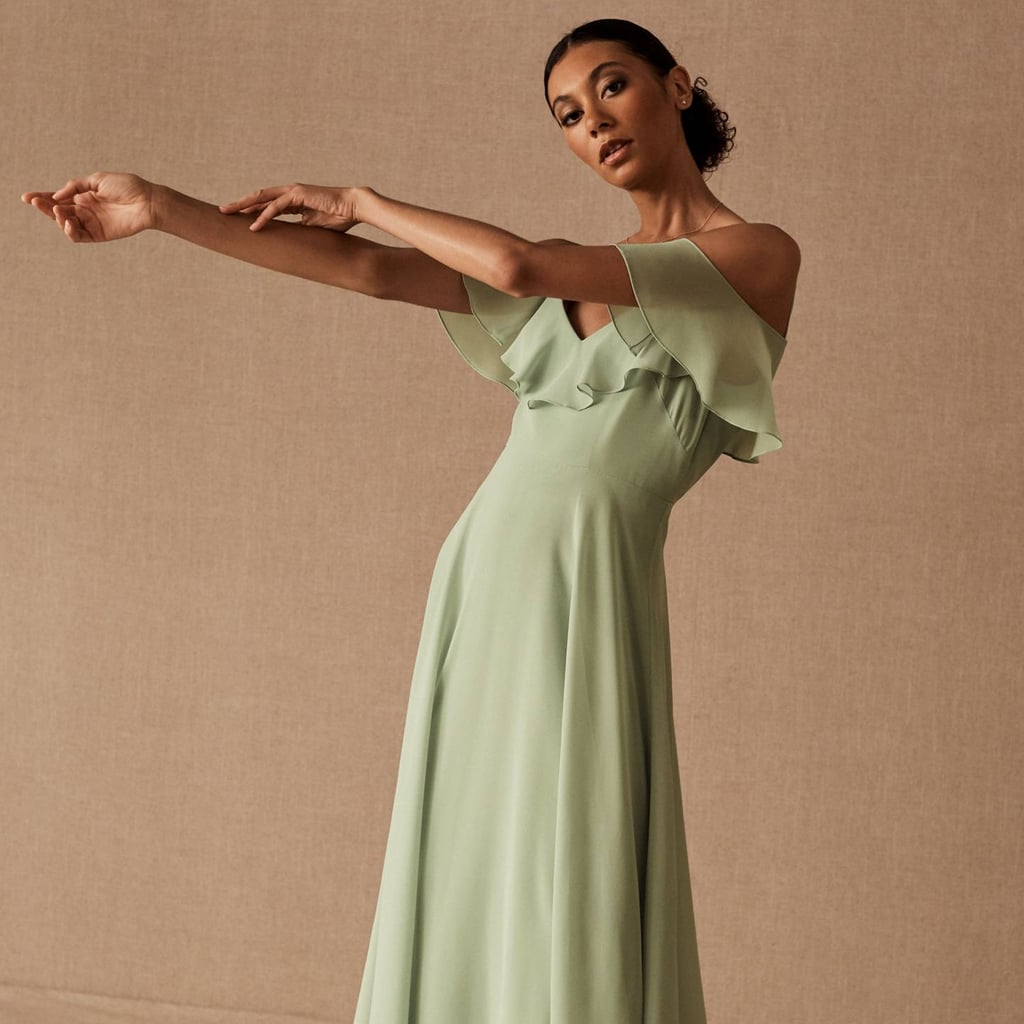 The Best Fall Wedding Guest Dresses From Anthropologie   POPSUGAR ...