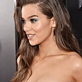 Hailee Steinfeld Hair and Makeup at the Grammys 2018