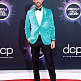 Nick Viall at the 2019 American Music Awards