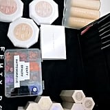 This is what was inside of Priscilla's kit — so much Fenty Beauty by Rihanna!