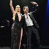 At a Marc Anthony Concert in New York City in August 2016