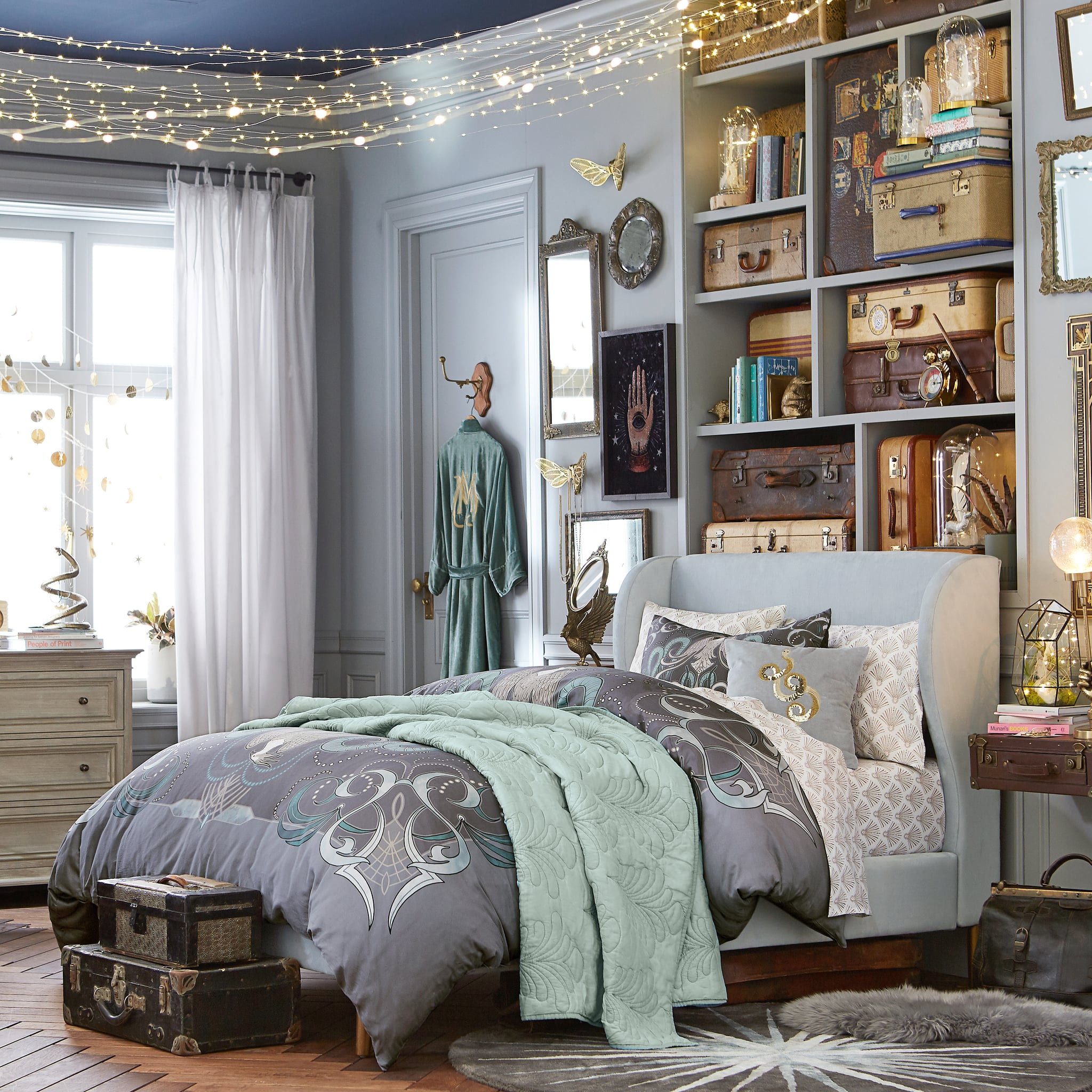 Pottery Barn Teen Fantastic Beasts Home Collection 2019 Popsugar