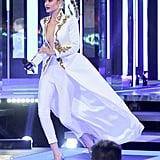 Gigi's Elisabetta Franchi Blazer Coat