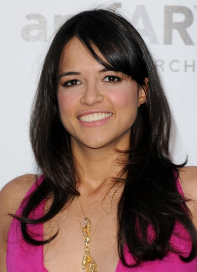 Michelle Rodriguez at amfAR's Cinema Against AIDS Gala