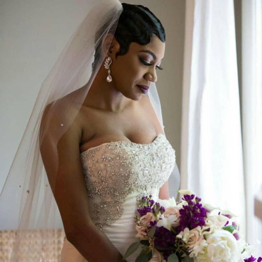 Wedding Hairstyles For Short Hair Popsugar Beauty Uk
